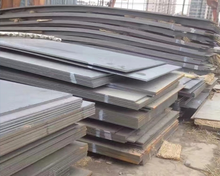 兰州钢板加工