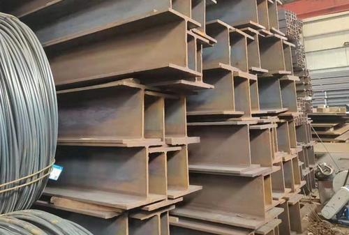 工字钢加工案例