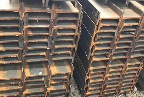 工字钢产品展示