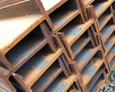 新疆工字钢价格